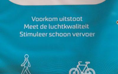 Luchtwacht Delft spreekt in raadsvergadering