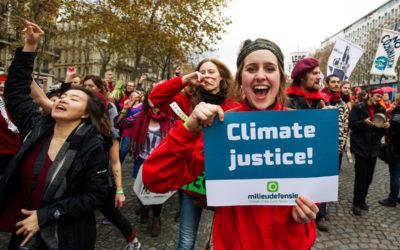 Klimaatmars 14 maart