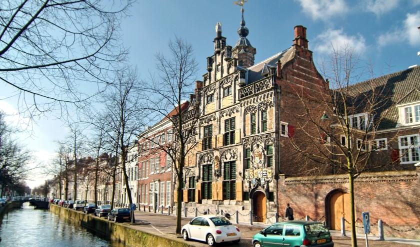 22 maart, Internationale Waterdag in Delft: watertour en dichtwedstrijd