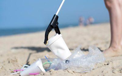 Plastic in zee, waar gaat dat heen?